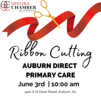 Auburn Direct Primary Care Ribbon Cutting