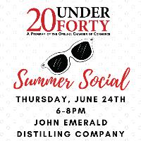 20 Under 40 Summer Social