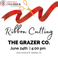 the grazer co. Ribbon Cutting