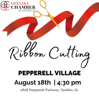 Pepperell Village Ribbon Cutting & Grand Opening