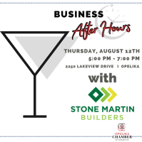 Stone Martin Builders Business After Hours
