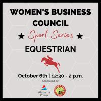 Women's Business Council Sport Series- Equestrian