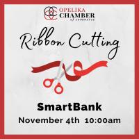 SmartBank Ribbon Cutting