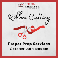 Proper Prep Services Ribbon Cutting
