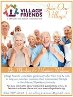 Village Friends of Auburn/Opelika