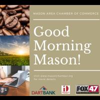 Good Morning Mason April 2021