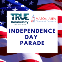Independence Day Parade in Mason