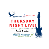 Thursday Night Live Courthouse Show (Root Doctor)