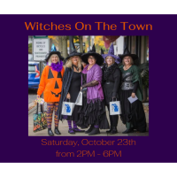 Witches On The Town