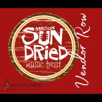 Sundried Music Festival Vendor Row