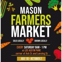 Mason Farmer's Market