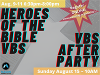 Heroes of the Bible VBS