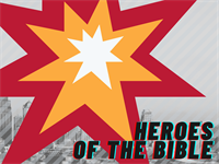 Heroes of the Bible VBS After Party