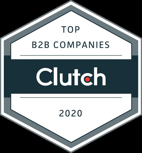 Awarded Top 100 B2B Companies in 2020