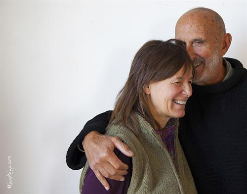 Couples portraits in the studio or in a place of your choice