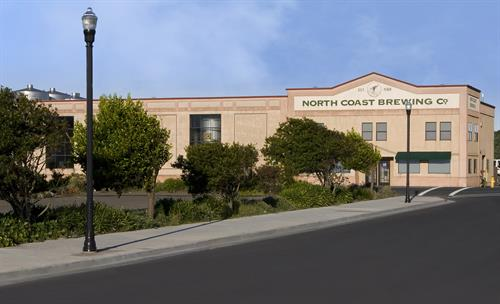 North Coast Brewing Co. at 455 North Main Street