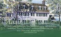 Adair Inn - Cooking Demonstration and Gin Cordials