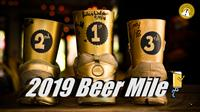 3rd Annual rek'-lis Beer Mile!