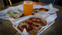 Rek'-lis Brewery Co. Pizza & Pint Special