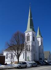 First Congregational Church, U.C.C.