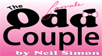 The Odd Couple - Female Version by Neil Simon