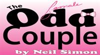 The Odd Couple - Female Version by Neil Simon