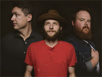 Ghost of Paul Revere with special guest The Jason Spooner Band