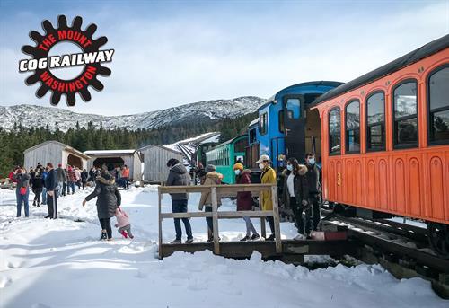 Winter at Waumbek Station