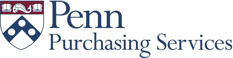 University of Pennsylvania - Purchasing