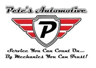 Pete's Tire & Automotive Service