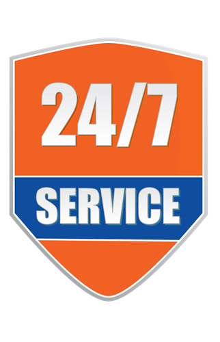 24/7 Care and service!