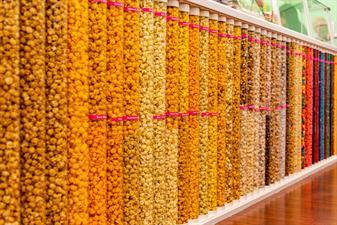 Jordan E.'s Popcorn & Candy Co.