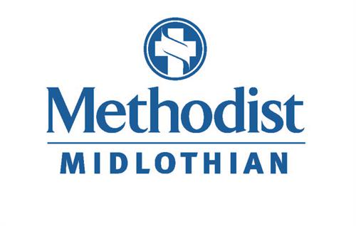Methodist Midlothian Logo