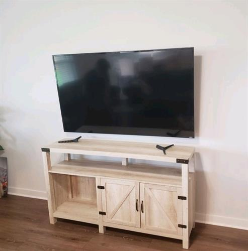 TV Mount Project