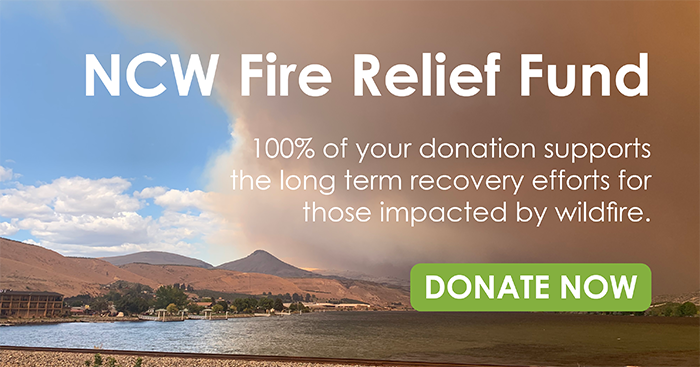 NCW Fire Relief Fund Accepting Donations for Fire Victims