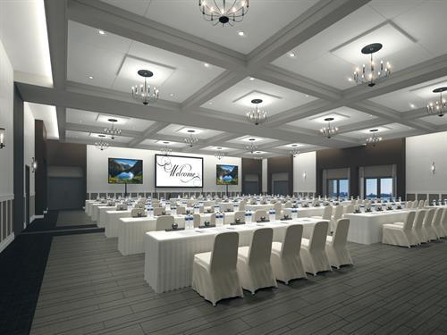 Hyatt Place Wilmington Riverfront- The Riverfront Room