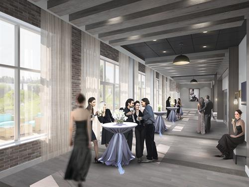Riverfront Events-Pre-Function Space
