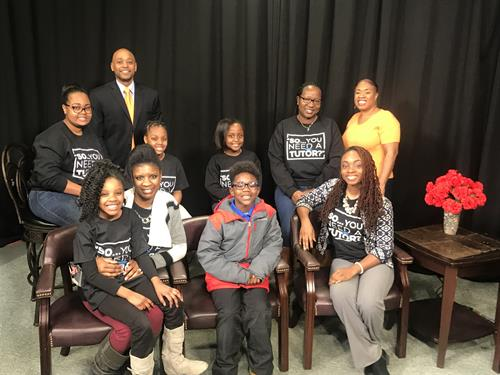 TV Appearance on Ch. 28 with SYNAT Parents and Students