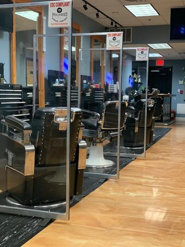 We follow all CDC guidelines. All clients and staff must wear mask. We would love to invite you to our safe, clean, family friendly salon. Know that our safety and the safety of others is of the most importance. #dontforgettobringamask