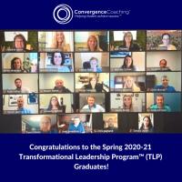 Andy Johnson Graduates from 2020 - 2021 ConvergenceCoaching® Spring Transformational Leadership Program™
