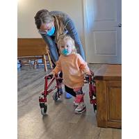 Super Everleigh Soars with Easterseals