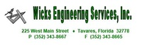 Wicks Engineering Services, Inc.