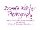 Bonnie Whicher Photography