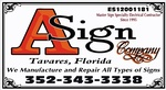A Sign Company