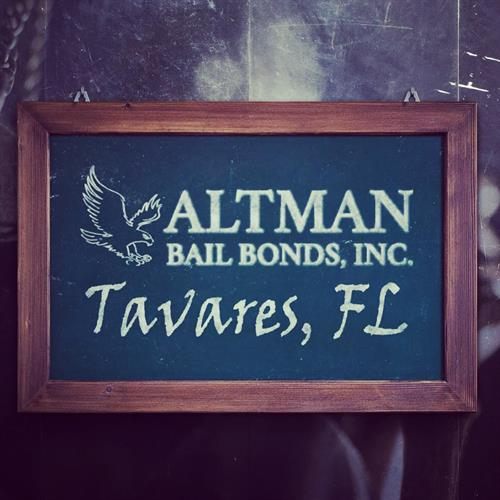 Altman Bail Bonds Tavares FL