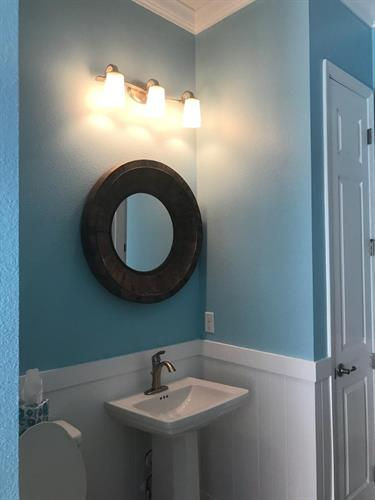 Bathroom Remodel - Happy Client!