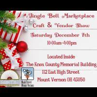 Jingle Bell Marketplace Craft & Vendor Show
