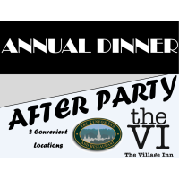 Annual Dinner After Party