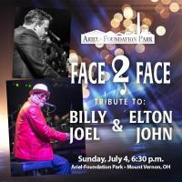 Ariel-Foundation Park presents Face-2-Face