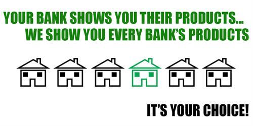 Best products - best rates - best lenders!